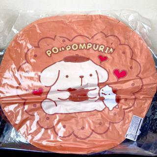 【新品】ポムポムプリン ビスケットクッション