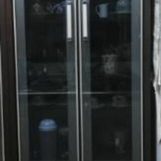 引取限定 食器棚