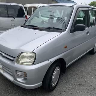 コミコミ 5万円:H11年 長い車検 スバル プレオ 59000...