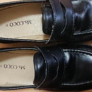 子供革靴 18センチ