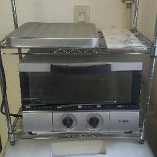 オーブントースターあげます