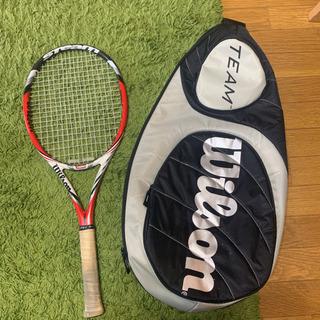 ウィルソン スティーム100 steam100 テニスラケット