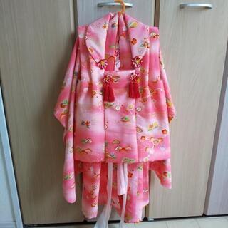 七五三 3歳女の子用着物♡