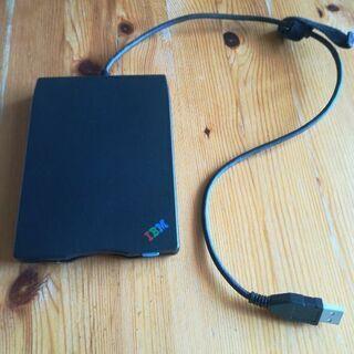 IBM 外付けポータブルフロッピーディスクドライブ