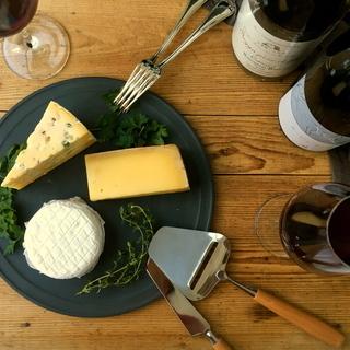 自然派ワインとオーガニックチーズの世界を探る -10月-