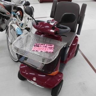 SUZUKI ET4D 4輪セニアカー 電動スクーター(使用者最...