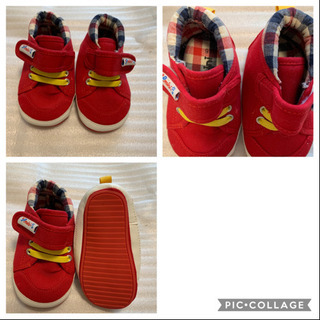 乳児・幼児の靴
