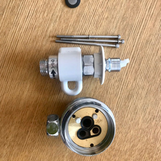 パナ食洗機対応の分岐水栓 CB-SSH8