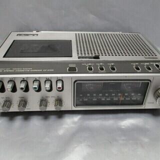 SONY ラジカセ CF-2700 FM/AM ソニー 昭和レト...
