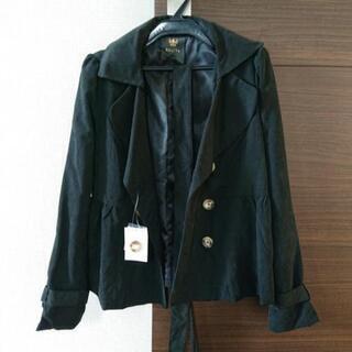 新品!ジャケット ブラック 黒 アウター