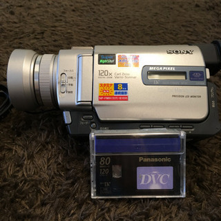 ソニーMiniDVビデオカメラ DCR-TRV20