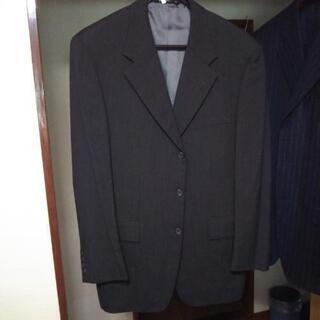 紳士スーツ 背抜き仕立て