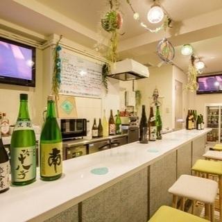 日本酒bar スタッフ募集!週1で働ける方求む!