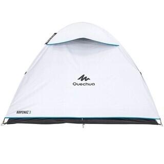 ★新品 3人用 テント フランス レア ブランド 遮熱・遮光 SPF50+ - 岸和田市