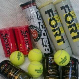 テニスボール いっぱい