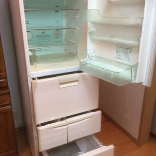 冷蔵庫、洗濯機さしあげます。