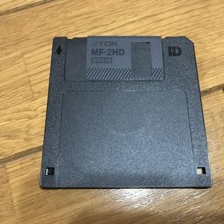 フロッピー maxell 2HD X17枚・TDK MFー2HD X5枚 合計22枚 未使用品 ケース付き - パソコン
