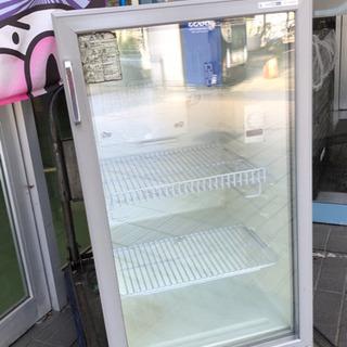 サンデン冷蔵ショーケース123L 【現状品】