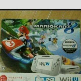 WiiU マリオカート8内臓