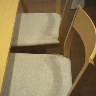 値下げ◆引き取り限定◆ニトリ◆ダイニングテーブル4点セット − 佐賀県