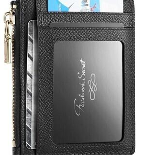 カードケース 小銭入れ RFID ブロッキング 薄型 大容量