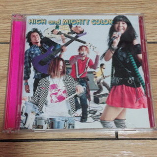 まとめてHIGH and MIGHTY COLORのCD