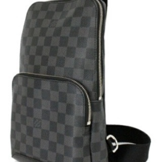 LOUIS VUITTON ダミエ グラフィット アヴェニュー ...