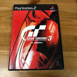【PS2ソフト】グランツーリスモ3