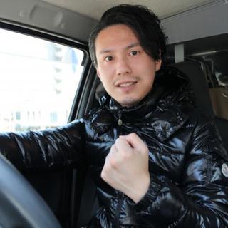 未経験から年収600万円も可能😇配送ドライバー募集です!