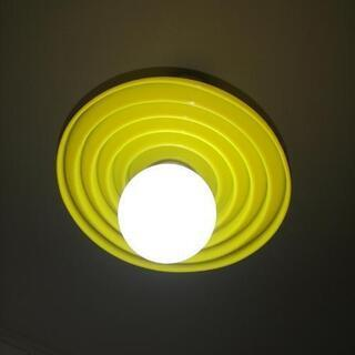 シリコン自由な形に出来る照明