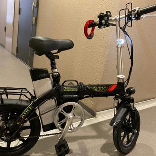 フル電動自転車(アクセル付き) ※海外輸入限定1台