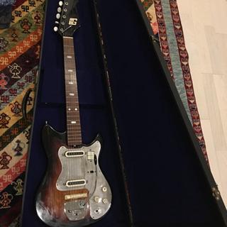ビザールギター 【ハードケース付】 メンテしました。
