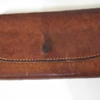 【値下げします】革財布