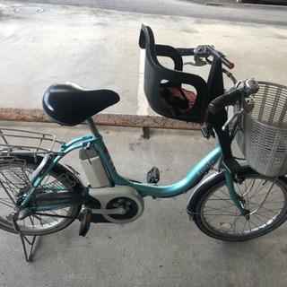 電動自転車  ブリヂストン   アシスタコンパクト  20インチ...