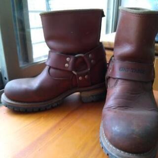 革靴約22センチ