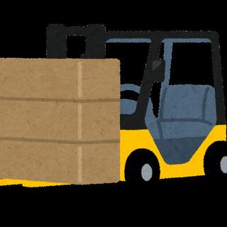 フォークリフトで部品運搬(完全2交替/正社員登用あり)