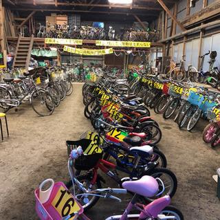自転車、幼児12インチ〜子供26インチまで!