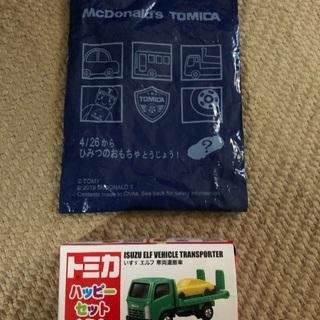 ハッピーセット トミカ 2019 いすゞ エルフ