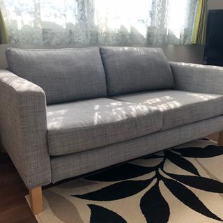 IKEA 2人掛けソファ 美品