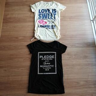 ML 半袖Tシャツ2枚セット