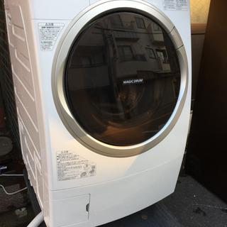 TOSHIBA  ドラム式洗濯乾燥機  9kg/6kg【2014年製】