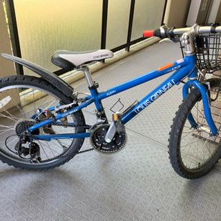 ルイガノ LGS-J22 子供用 22インチ キッズ 自転車