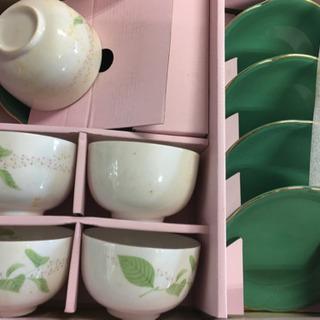 陶器茶器セット 未使用