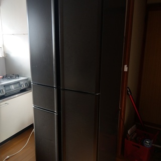 【あげます♪】MITSUBISHI 5ドア冷蔵庫405L MR-...