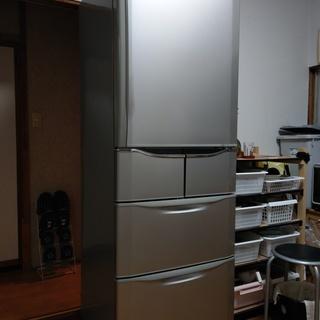 【あげます♪】SANYO 5ドア冷蔵庫404L SR-H401J
