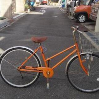中古自転車