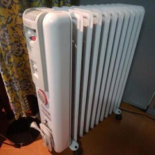 【値下げしました】DeLonghi オイルヒーター 🇮🇹Made...