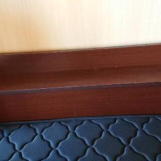 セミダブルベッド - 家具