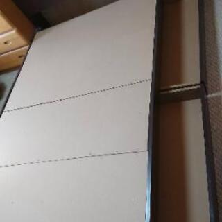 セミダブルベッドの画像