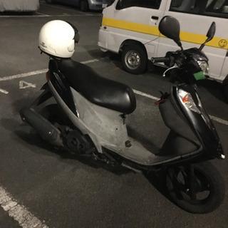 スズキ アドレスV125G k7規制前! - バイク